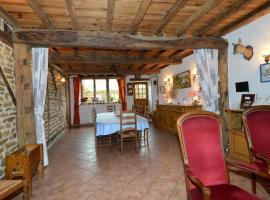 Chambres d'hôtes L'Hirondelle, Girondelle (рядом с городом Maubert-Fontaine)