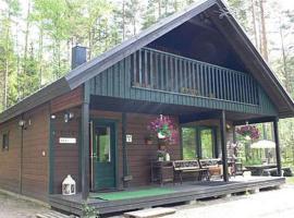 Holiday Home 6645, iso-naappilan lomamökit, Salo (рядом с городом Vesivehmaa)