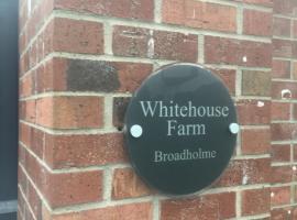 Broadholme, Линкольн (рядом с городом Dunham)