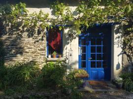 Gîte du Carrefour aux pigeons, Castillon (рядом с городом La Bazoque)