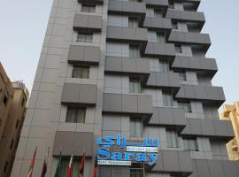 saray hotel appartments