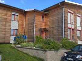 Dřevěný dům Vilová 2