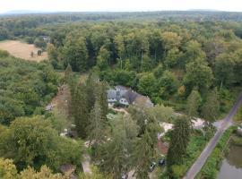 Le jardin de Saint Jean, Saint-Jean-aux-Bois (рядом с городом Пьерфон)