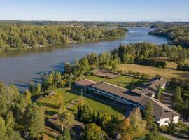 Hopeaniemi Resort, Nummela