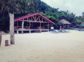 White Beach Front and Cottages