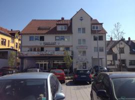 StadtCafé Pension, Grünstadt (Asselheim yakınında)