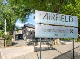 Luxaviation Crew Resort by Airfield