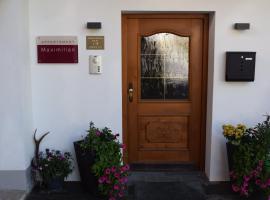 Appartement Maximilian