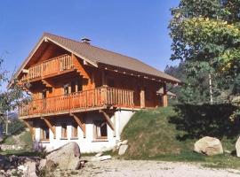 Holiday Home Chalets Fleurance, Ла-Бресс (рядом с городом Wildenstein)