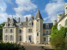 Chateau du Breuil, Cheverny