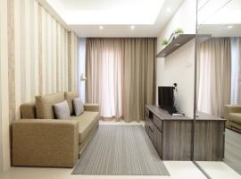 Modern and Elegant 2BR Apartment at Signature Park Grande By Travelio
