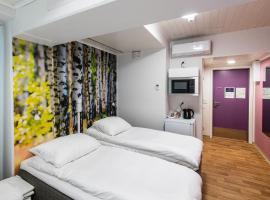 Place to Sleep Hotel Pori, Pori