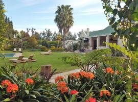 The Silos Guesthouse, Addo