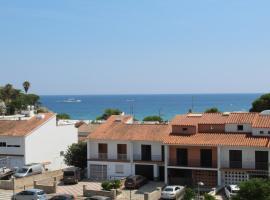 Estudi vista mar La Fosca, Паламос (рядом с городом San Juan de Palamós)