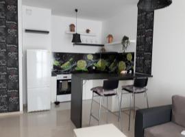 New flat near sea