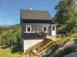 Three-Bedroom Holiday Home in Sandnes