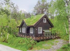 Four-Bedroom Holiday Home in Granvin
