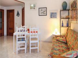 Two-Bedroom Apartment in Sant Antoni de Calonge, Сан-Антонио-де-Калон (рядом с городом San Daniel)