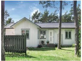 Two-Bedroom Holiday home in Visby