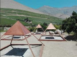 Camping & Cabañas Luz de Luna