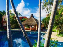 Lovely Condo in Cancún 3bd/2ba near Beach & Mall.