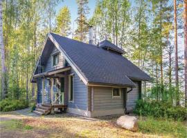 Holiday Home SF-19430 Pertunmaa with Sauna I, Koirakivi (рядом с городом Karankamäki)