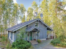 Holiday Home SF-19430 Pertunmaa with Fireplace 08, Koirakivi (рядом с городом Karankamäki)