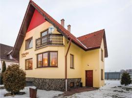 Five-Bedroom Holiday Home in Velka Lomnica