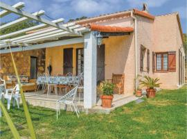 Three-Bedroom Holiday Home in Cargese