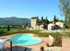 Apartment Borgo Sanvico Lallo, Corciano (Mantignana yakınında)