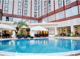Djeuga Palace Hotel, Yaoundé