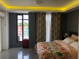 *3BR/*3Bath Fully Furnished Town House - BICOL
