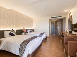 Crystal luxury Hotel