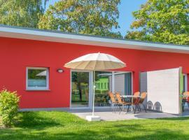 Bungis | Ferienhäuser am Grimnitzsee, Karree ***Haus 2