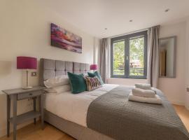 UK City's The Templeton Luxury City Apartment