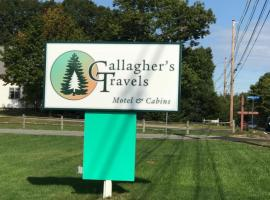Gallagher's Travels Bar Harbor Motel and Cottages