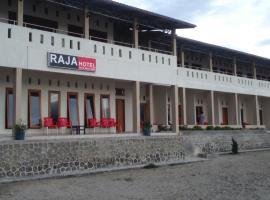 Raja Hotel Pasir Putih Parbaba, Pangururan