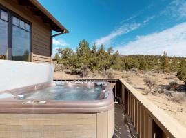 Luxurious Brasada Ranch Cabin