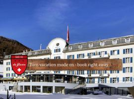 Hotel du Glacier – The Dom Collection