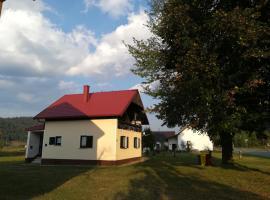 Villa Natali, Donji Babin Potok (рядом с городом Vrhovine)