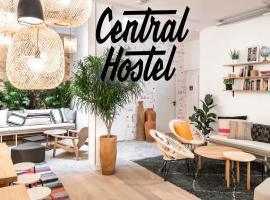Central Hostel Bordeaux Centre
