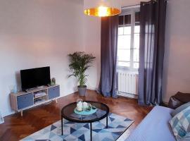 Appartement coeur de joigny