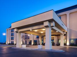 Hampton Inn Kansas City Liberty