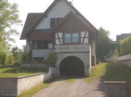 CHEZ SANDRINE, Surbourg (рядом с городом Gunstett)