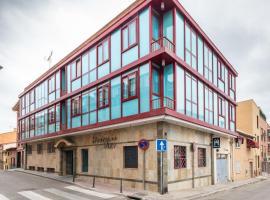 Hostal Viky, Мадрид (рядом с городом Паракуэльос-де-Харама)