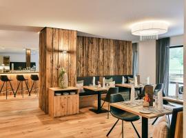 Aktiv-Hotel Sarotla, Brand