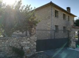 Los Rebollos Altos, Ceguilla (Near Navafria)