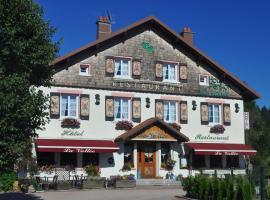 Hôtel La Vallée, Ксорюпт-Лонжме