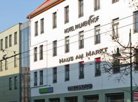 Hotel am Markt, Eberswalde-Finow (Eberswalde yakınında)