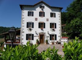 Hotel Rural Irigoienea, Urdax